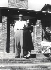 femei insarcinate 1949